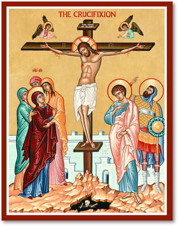 crucifixion-icon-452