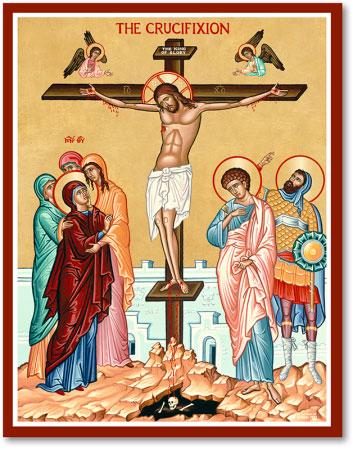 crucifixion-icon-452